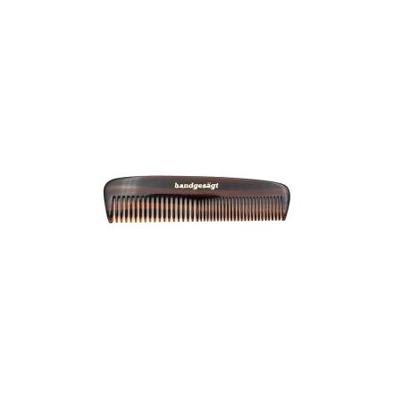 Mini-Taschenkamm 10 cm geteilt