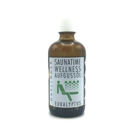 Sauna-Aufguss-Öl 'Eukalyptus' von HASLINGER