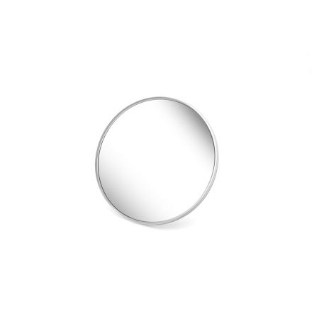 Spiegel klein 10,5 cm mit 10facher Vergrößerung