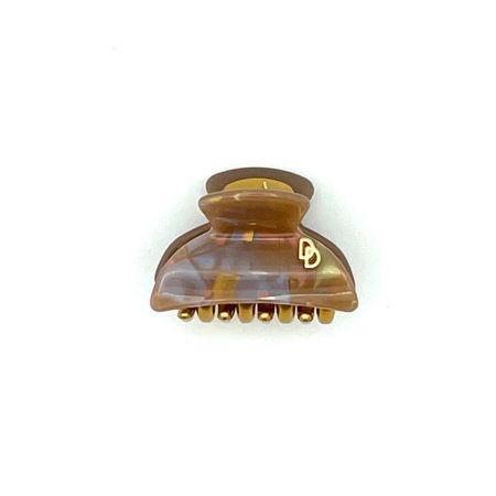 Haarreif DeDor Seide schwarz - Breite 1 cm
