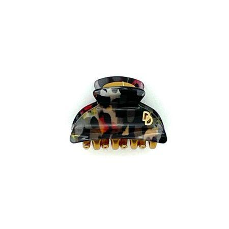Haarreif DeDor Samt dunkelblau - Breite 2 cm