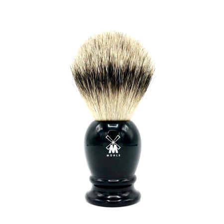 Rasierpinsel von Mühle - schwarz klassik