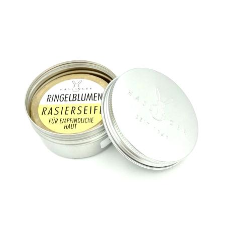 Rasierseife von Haslinger - Ringelblume