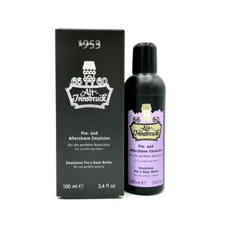 Pre- und Aftershave Emulsion Alt Innsbruck - 100 ml